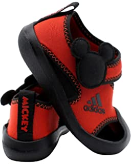 adidas Alta Venture Mickey Infant Black/Red Infant Shoes (D96909)