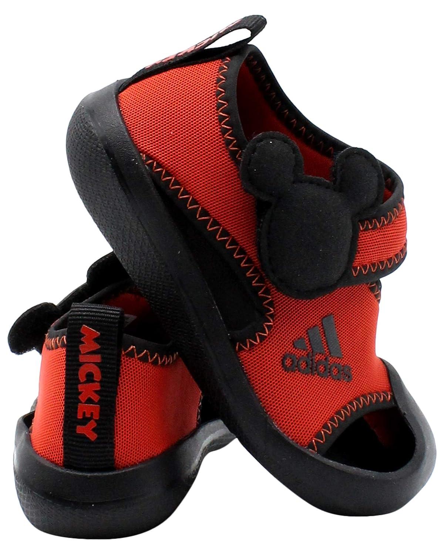 Alta Mickey Venture Blackred Shoesd96909 Adidas Infant fvIb76ymYg
