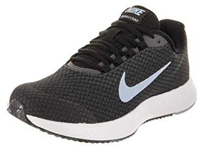 19754f450a2 Nike Women s Runallday Black Leche Blue Dark Grey Running Shoe 5.5 Women US