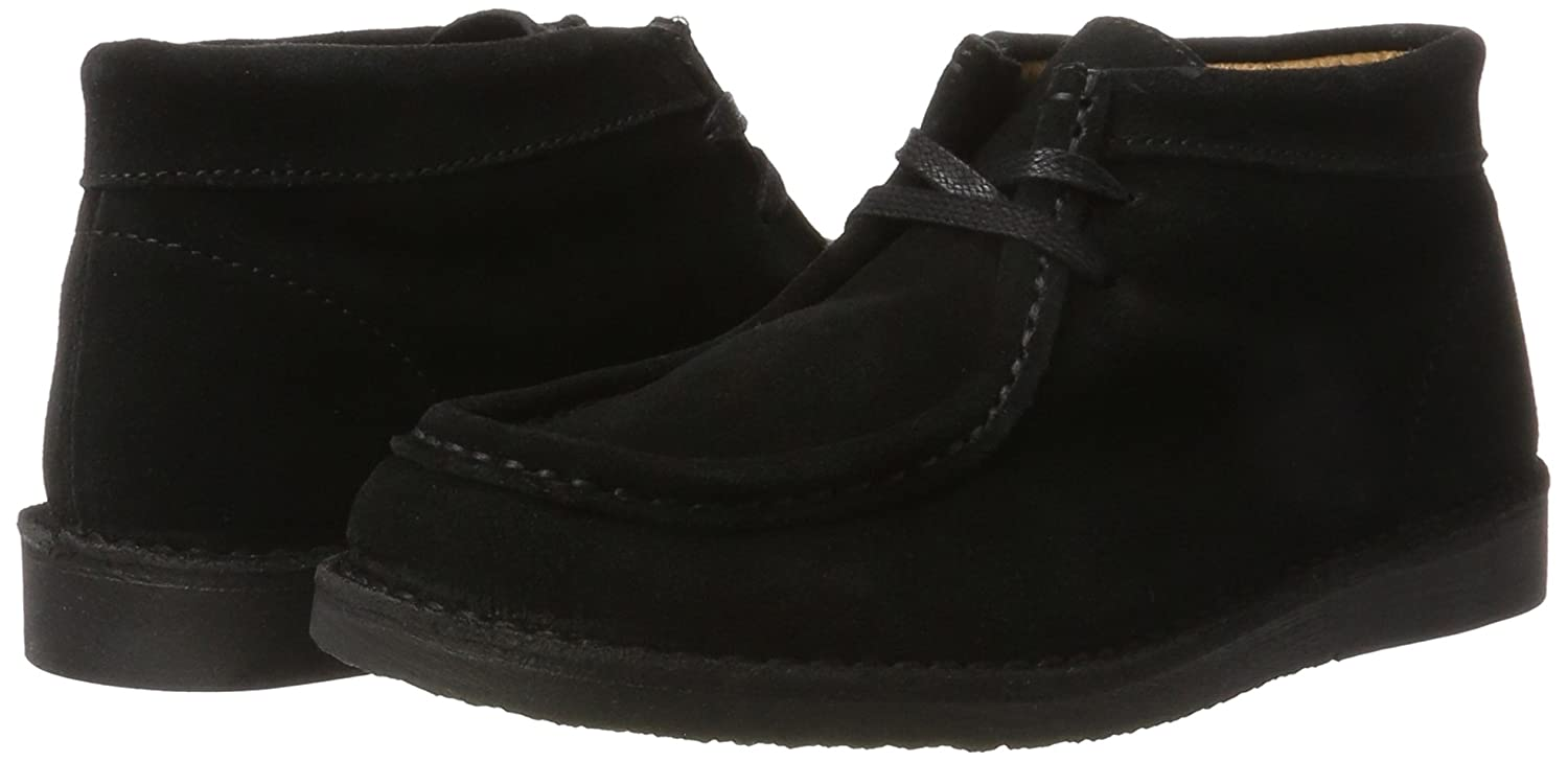 SELECTED Damen FEMME Damen SELECTED Sfronja Suede Boot Sneaker Schwarz (schwarz) bfd62e