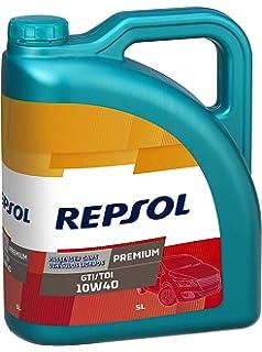 Repsol Premium GTI/TDI 10W40 5 L