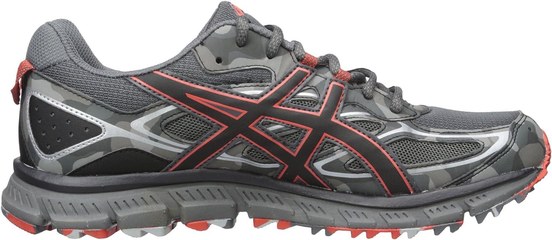 ASICS Mens Gel-scram 3 Trail Runner Trail Running Clothing, Shoes ...