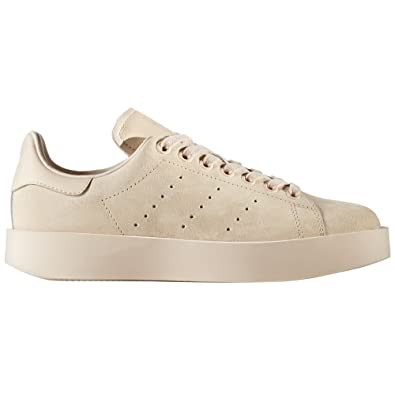 online store eeb75 dcb78 Adidas Originals Women s Stan Smith Bold W Running Shoe, Linen, ...