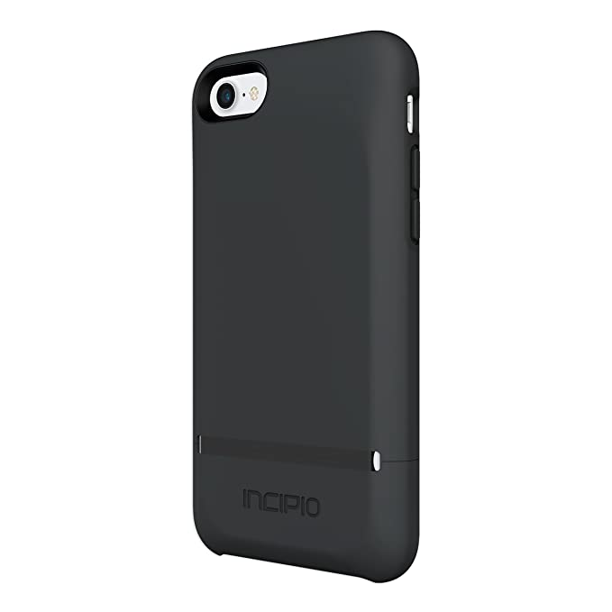 iphone 7 case with card holder black