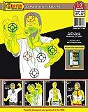 "Zombie Series Pack #1 - 19"" x 24"" 10 Pack"