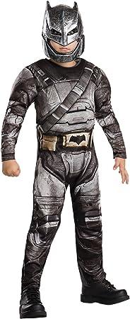 Rubies Batman Armour - Disfraz Infantil - Grande - 128cm - Amazon