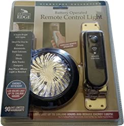 Journeys Edge Battery operated Remote Control Light, Batteries not included