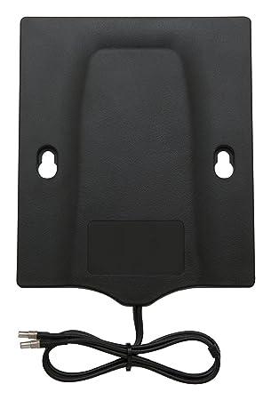Netgear 6000450 - Antena (Interior y Exterior), Negro