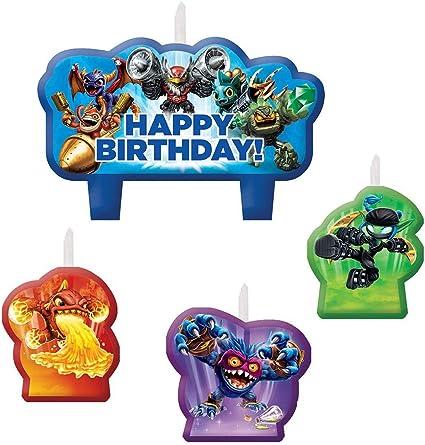 Amazon.com: Skylanders Vela Set (4 unidades): Toys & Games