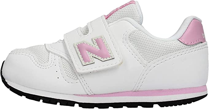 New Balance 373 Baby Sneaker Bianca Da Bambino IV373BT: Amazon.ca ...