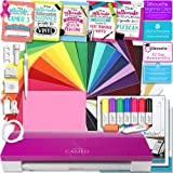 Silhouette Cameo 3 Limited PINK Edition Bluetooth Educational Bundle Oracal Vinyl, Guides, Class, Membership and More