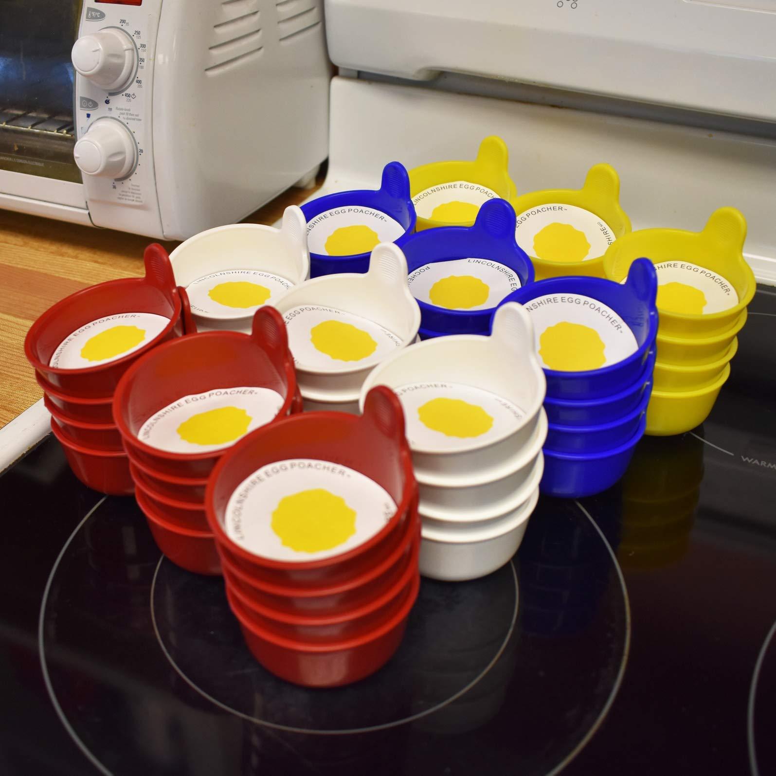 Lincolnshire Egg Poachers - Set of 48