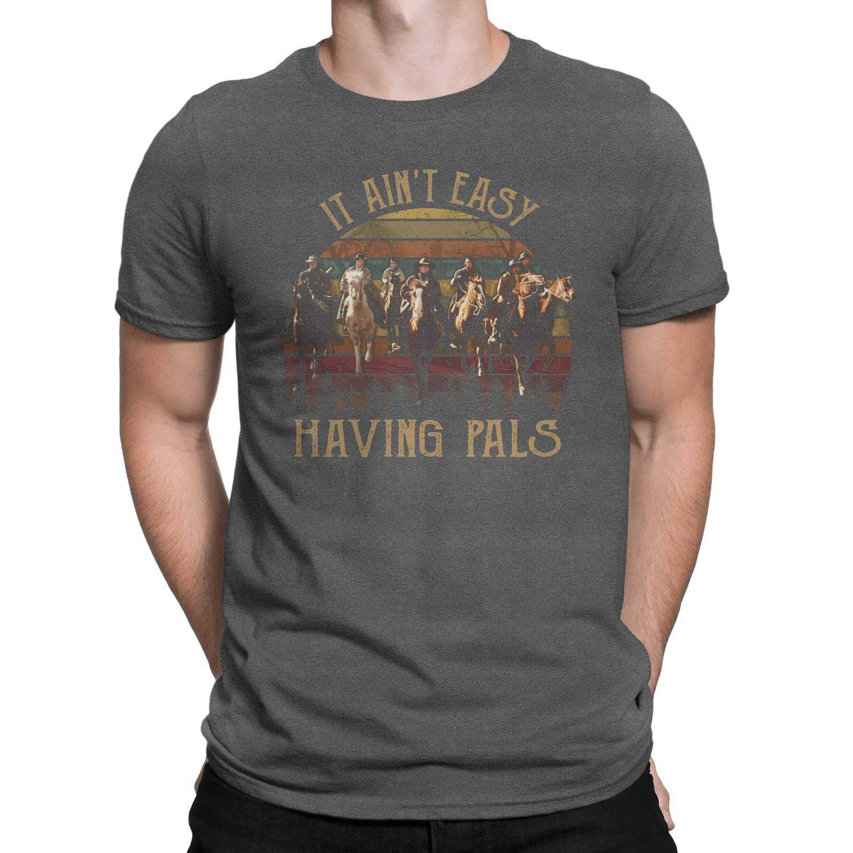 It Aint Easy Having Pals Vintage T-Shirt