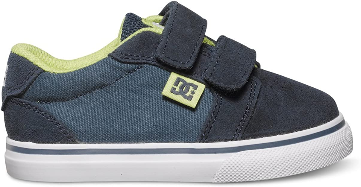 Navy//Yellow//White 6 Toddler Toddler Supra Kids Baby Boys Stacks Vulc II V