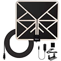 Deals on 1byhome 2019 Indoor TV Antenna 120+ Miles HD TV Antenna