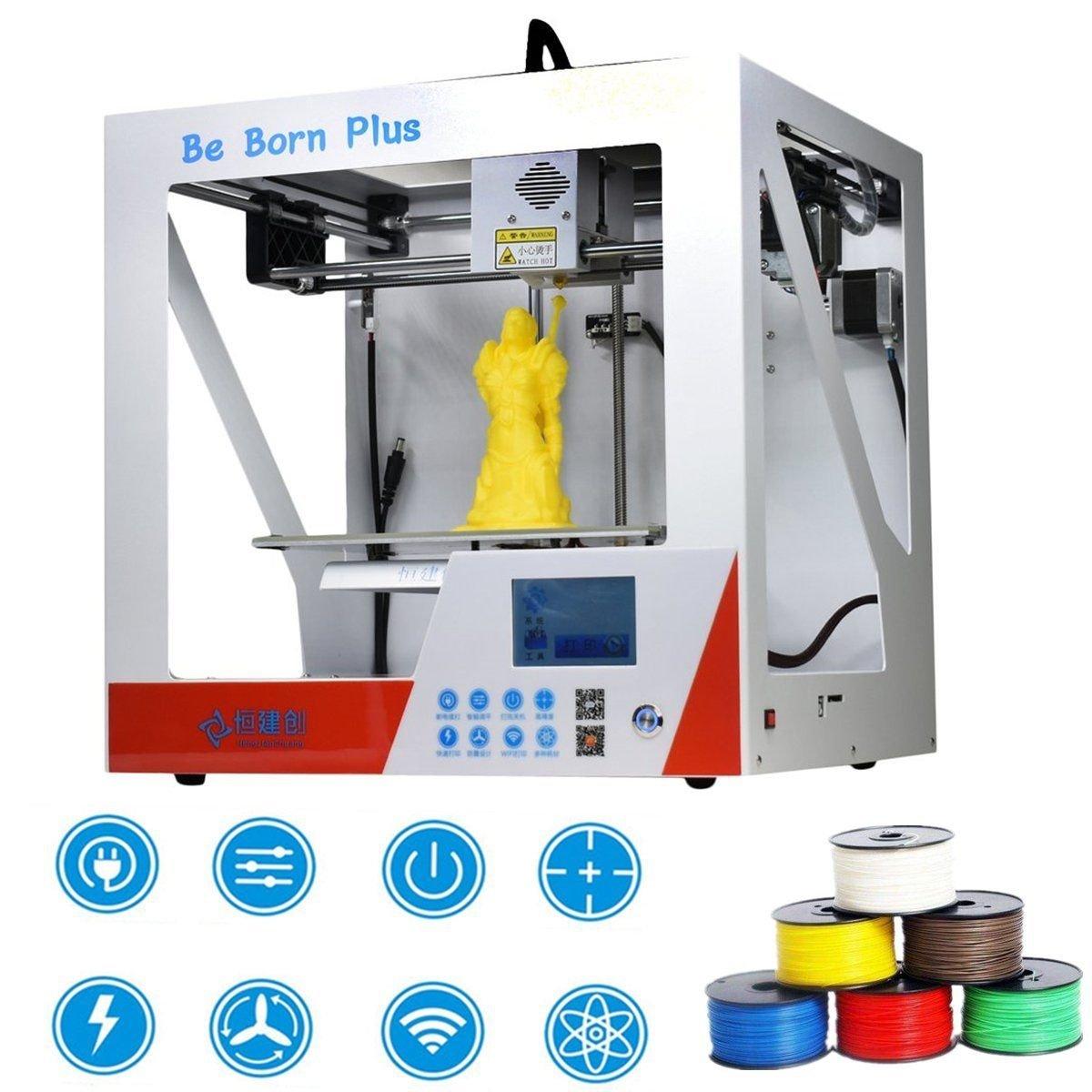 NUEVO Impresora 3d DIY be Born Plus mejorada Completo Calidad High ...
