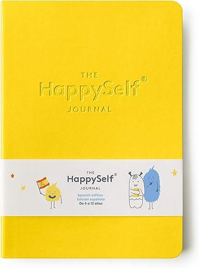 The HappySelf Journal - Diario, edición en español: Amazon.es: Oficina y papelería
