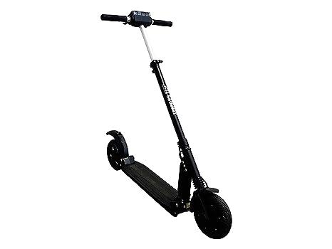 Patinete Eléctrico Plegable sin Asiento Adulto 350W- Scooter sin Silla y Acelerador