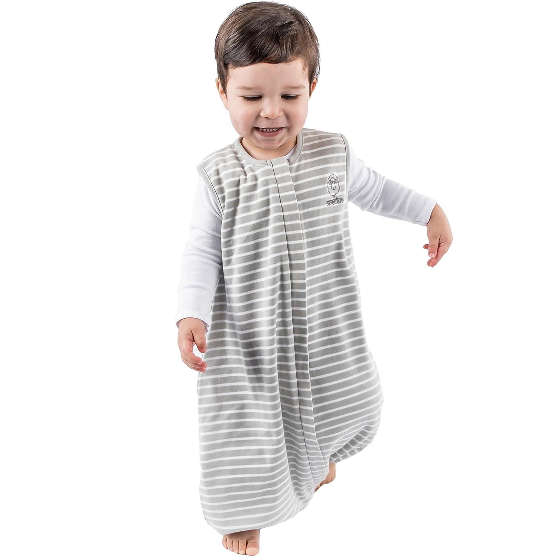 89c864603e6 Amazon.com  Woolino 4 Season Baby Sleep Bag with feet