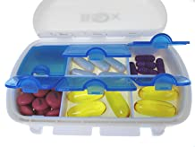 Mighty Box Large Travel Container