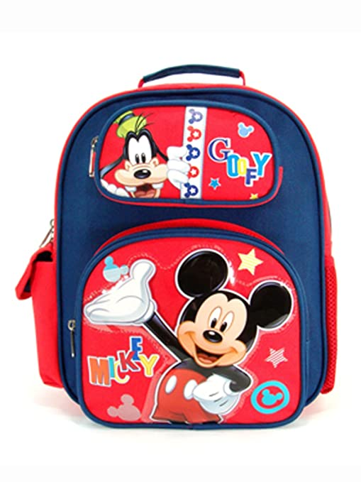 7f4e0b55b4de Small Backpack - Disney - Mickey Mouse - Sunshine 12