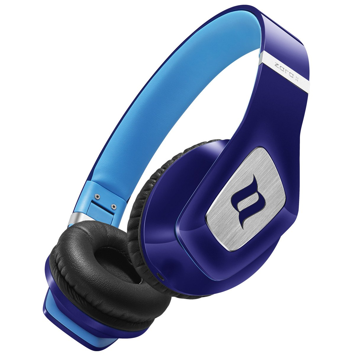 Noontec Zoro II - Auriculares de diadema cerrados, azul: Amazon.es: Electrónica