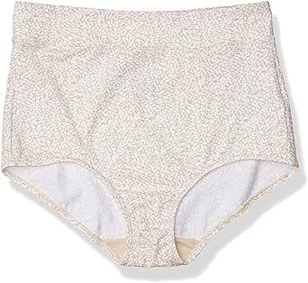 Warner's Paquete de 3 Bragas de algodón a Medida, sin pellizcos, sin Problemas Calzones para Mujer