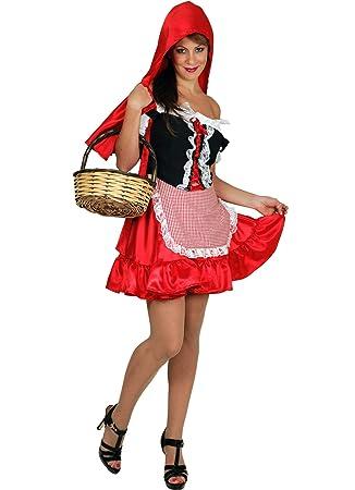Stamco Disfraz Caperucita Roja: Amazon.es: Juguetes y juegos