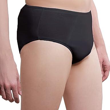 6224d7be6ac15 Super Soft Premium Quality Men s Disposable Cotton Briefs (5 Pack) -  Lightweight Throw