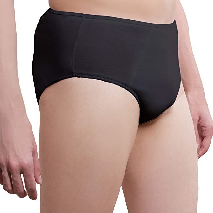 a3987846229e Super Soft Premium Quality Men's Disposable Cotton Briefs (5 Pack) -  Lightweight Throw Away Underwear Briefs Pants and Underpants for Travel  Hospital Spa ...