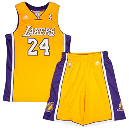 Adidas Ropa La Lakers Minikit Nba-Kbr 16a Junior