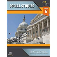 Steck-Vaughn Core Skills Social Studies: Workbook Grade 6