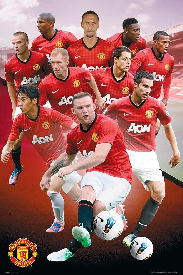 gb England Liverpool English Soccer Football Club Crest Logo 2012-2013 Sports Fan Poster Print 24x36