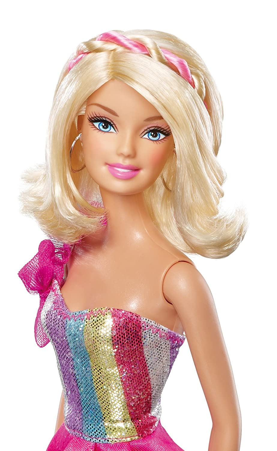 Barbie Hairstyles barbie hairstyle inkcloth Barbie Hair Tastic Cut Style Doll Blonde Amazoncouk Toys Games
