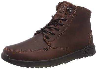 f5e1a3146c70 Reef Men s Rover Hi Boot WT Chocolate Black 8 D US D ...