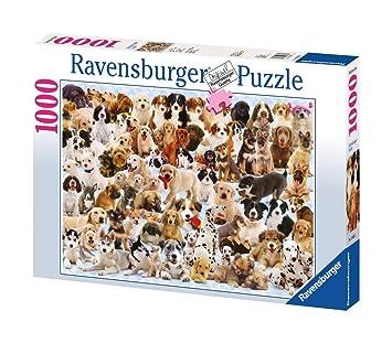 ravensburger puzzle hunde