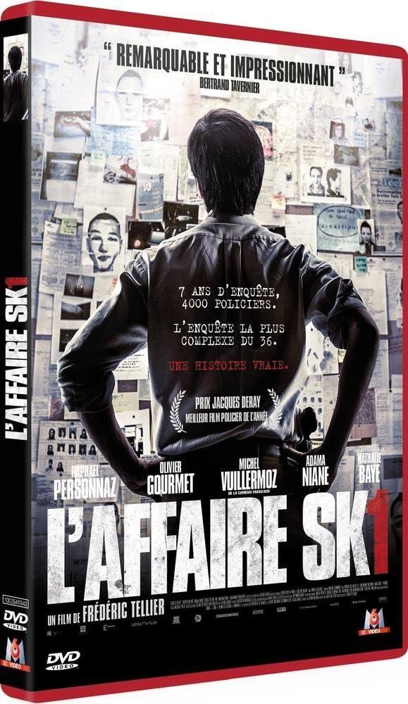 l'affaire SK1: : Raphaël Personnaz, Nathalie Baye
