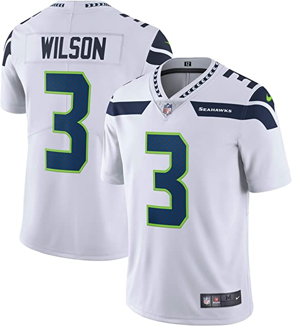 OuterStuff Youth Seattle Seahawks Russell Wilson #3 Untouchable ...