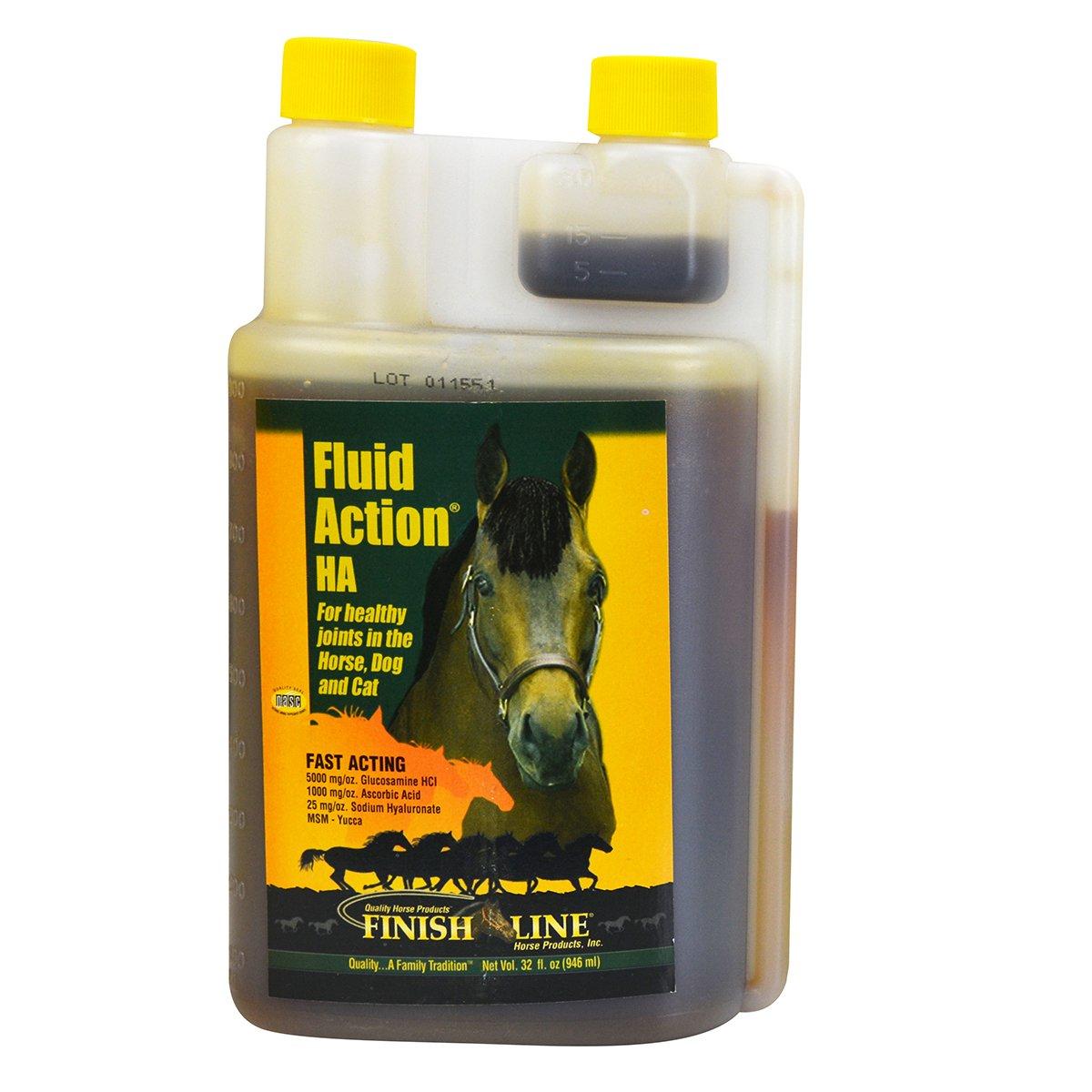 Finish Line Horse Products Fluid Action Ha Powder (Quart)