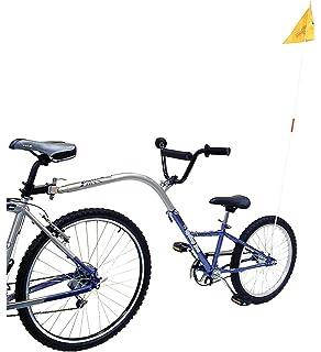 Semitándem Barracuda para bicicleta (51 cm), color azul