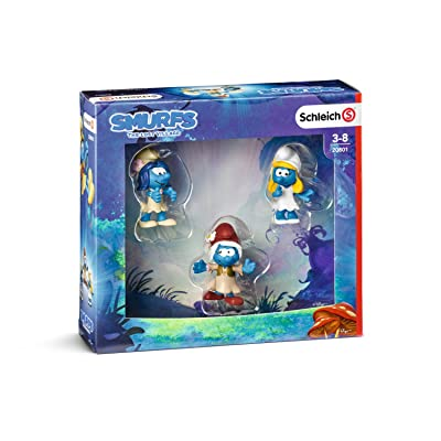 Smurfs Movie Set 2 Action Figure: Schleich: Toys & Games