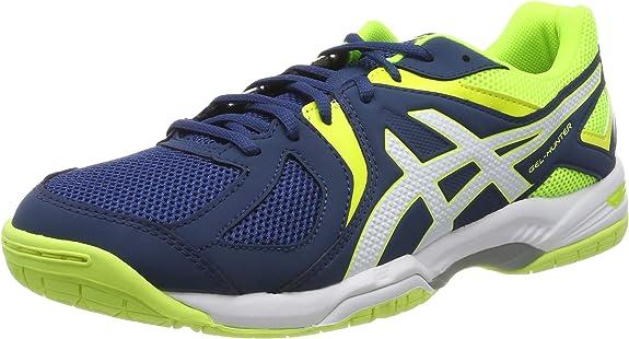 ASICS Gel-Hunter 3, Zapatos de Bádminton para Hombre: Amazon.es: Zapatos y complementos