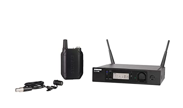 71odrhC0XmL._SX607_ amazon com shure glxd14r 85 z2 lavalier wireless microphone RadioShack Wireless Microphone at edmiracle.co
