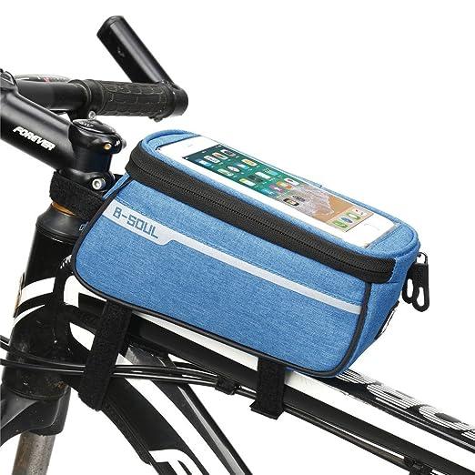Bolsa de cuadro de bicicleta Bolsa de cuadro de bicicleta, Bolsa ...