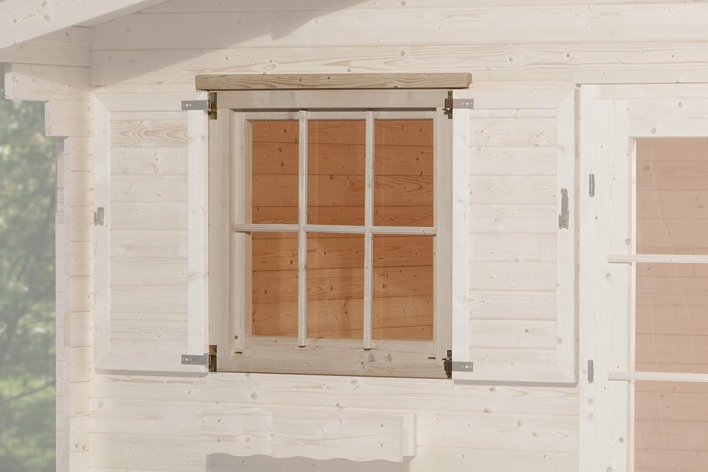 Weka Einzelfenster 45 mm 91 x 91 cm