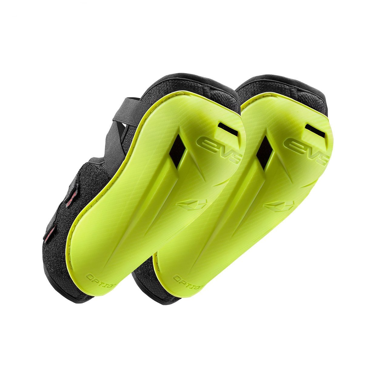 EVS Sports Unisex-Adult's Option Elbow (Hi Viz Yellow,)