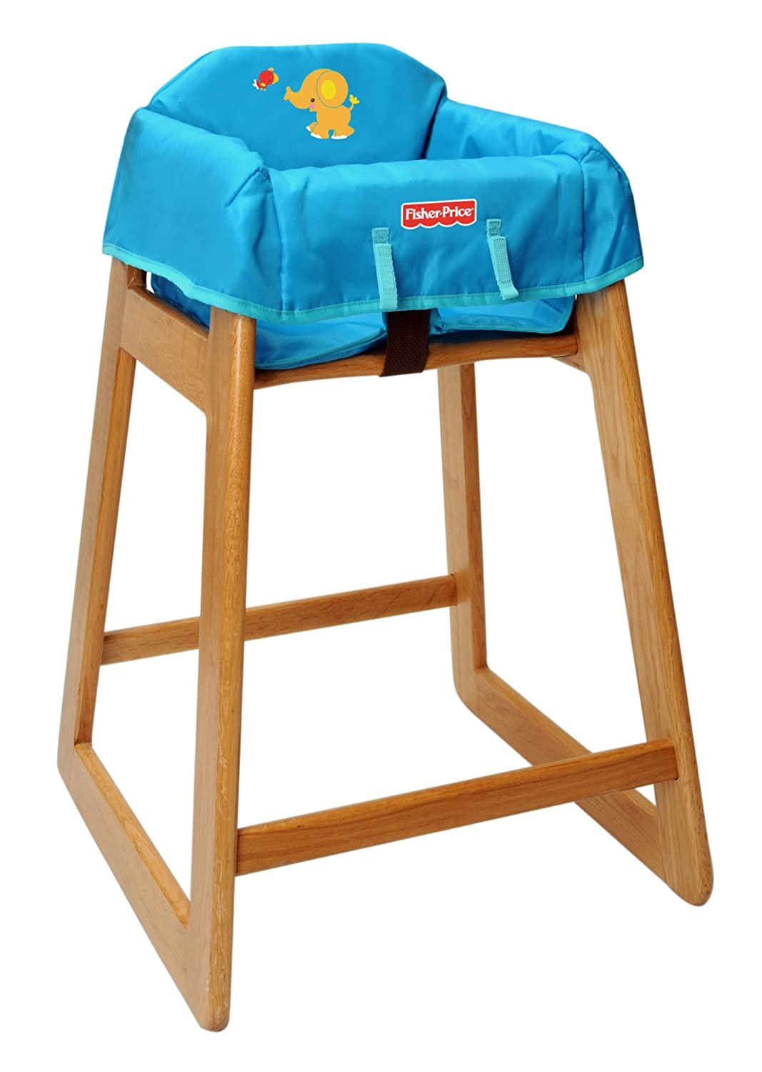 Fisher price precious planet high chair - Amazon Com Fisher Price Precious Planet Portable High Chair Cover Blue Discontinued By Manufacturer Childrens Highchair Covers Baby