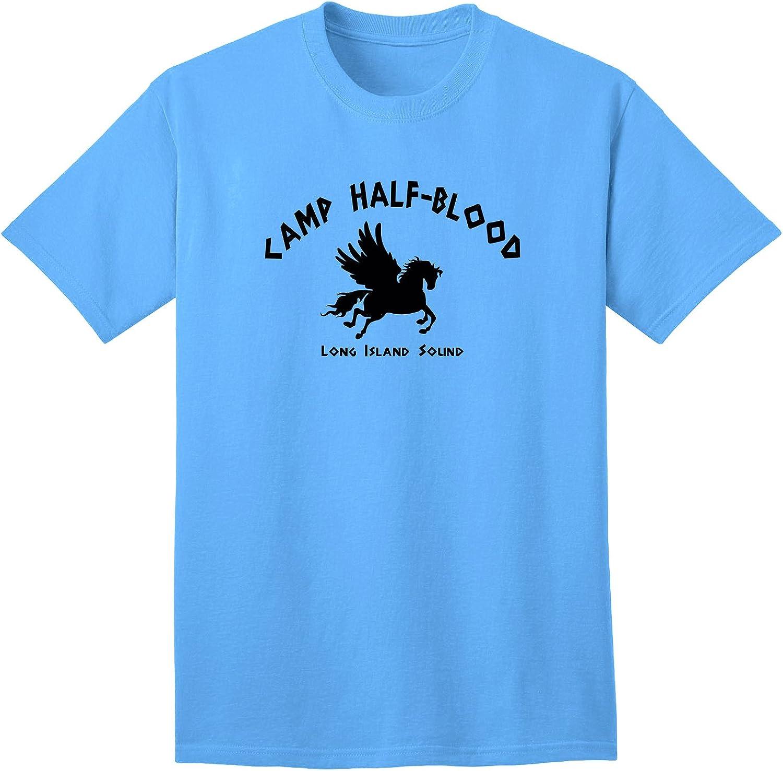 T-shirt Hommes L Camp Half-Blood L Taille Jusqu/'à 5xl