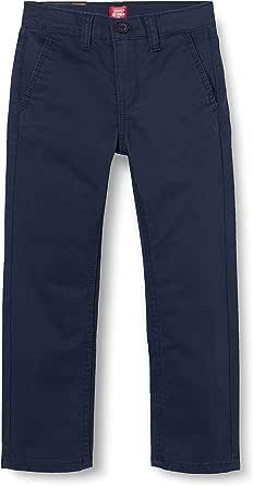 Levi's Kids Pantalones para Niños - Lvb 511 Slim Fit Xx Chinos