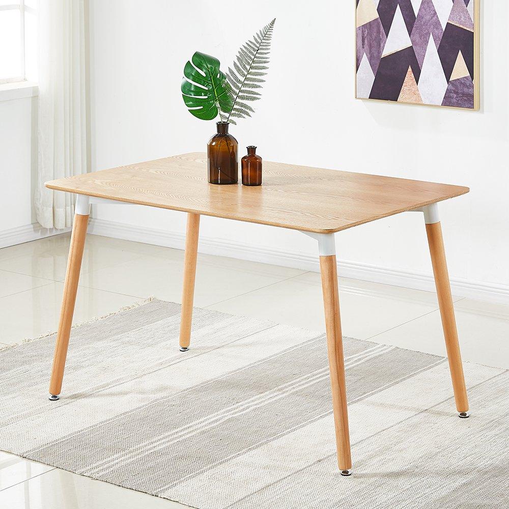Table Scandinave N Pamp Style Salle En Moderne Manger